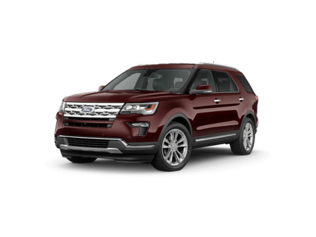 New 2019 Ford Explorer Limited SUV in Whitehall, WV